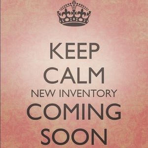 Other - New Inventory Coming Soon!